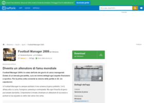 football-manager-2009.softonic.it