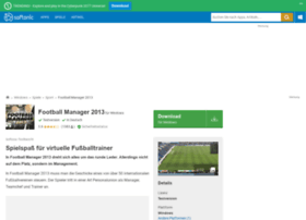 football-manager-2013.softonic.de