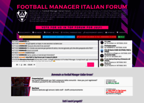 football-manager.forumcommunity.net
