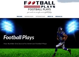 football-plays.com