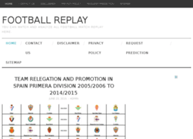 football-replay.com