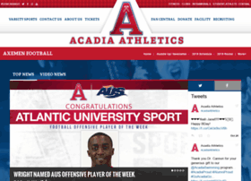 football.acadiau.ca