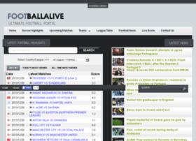footballalive.com