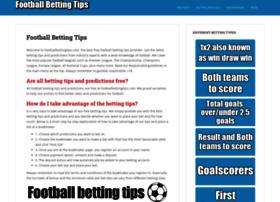 footballbettingtips.com