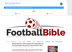 footballbible.net