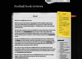 footballbookreviews.com