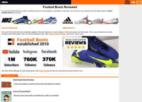 footballboots.co.uk