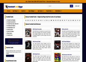 footballcardshop.com