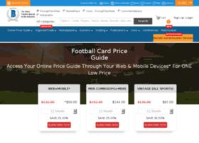 footballcardspriceguide.com