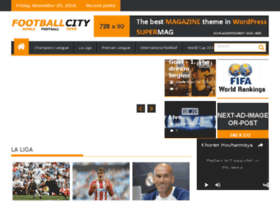footballcity.am