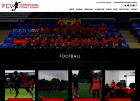 footballcvacademy.com
