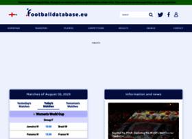 footballdatabase.eu