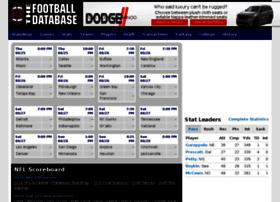 footballdb.com