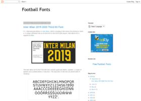 footballfont.blogspot.com