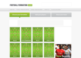 footballformation.co.uk