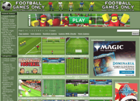 footballgamesonly.co.uk