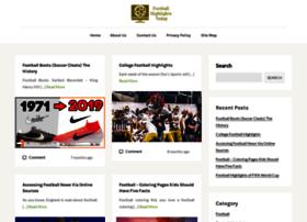 Footballhighlightstoday.com