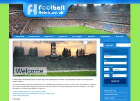 footballhotels.co.uk