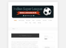 footballisl.com