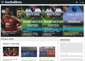 footballlens.com