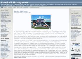 footballmanagement.wordpress.com