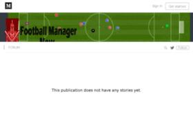 footballmanagernow.co.uk