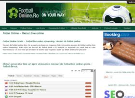 footballonline.ro