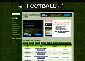 footballonthetv.co.uk