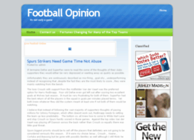 footballopinion.co.uk