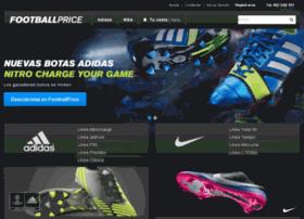 www.footballprice.com Visit site