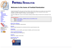 footballrankulator.com