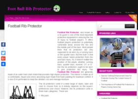 footballribprotector.com