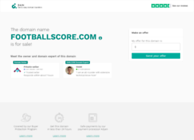 footballscore.com