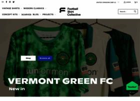 footballshirtcollective.com