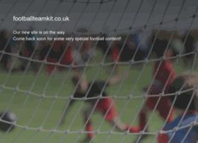 footballteamkit.co.uk