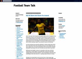 footballteamtalk.blogspot.co.at