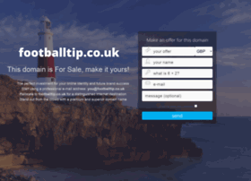 footballtip.co.uk