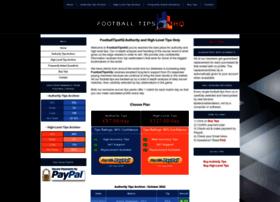 footballtipshq.com