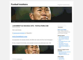footballtotalitaire.wordpress.com