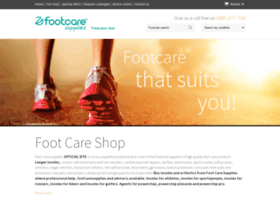 footcaresupplies.com
