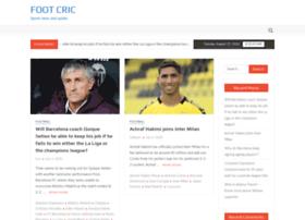 footcric.net