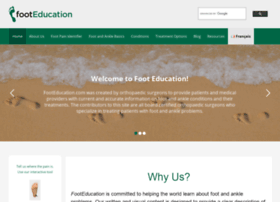 footeducation.com
