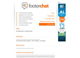 footerchat.com