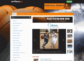 foothillhoops.siplay.com