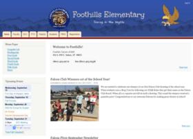 foothills.nebo.edu