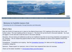 foothillscameraclub.ca