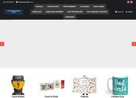 footie-gifts.com