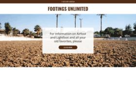 footingsunlimited.com