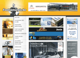footnamurois.com