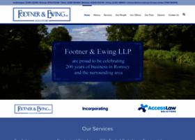 footner-ewing.co.uk